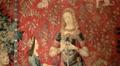 Medieval Tapestry 3 at 25fps Footage