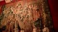 Medieval Tapestry 4 at 25fps Footage
