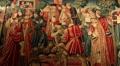 Medieval Tapestry 8 at 29.9fps Footage