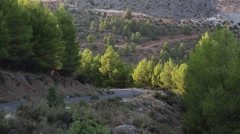 Mountains landscape in Nerpio. Spain-Dan Stock Footage
