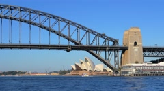 Sydney Harbor, 4k Stock Footage