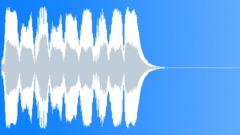 App Cartoon Finished Sound Effect