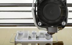 Prototype 3d printing Kuvituskuvat