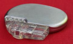 pacemaker - stock photo