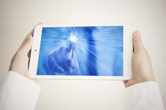 technological innovation - stock photo