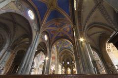 Santa Maria Sopra Minerva Church Stock Photos
