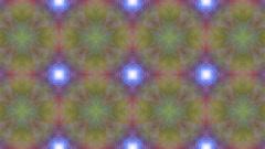 Electric shock kaleidoscope background - 1080p Stock Footage