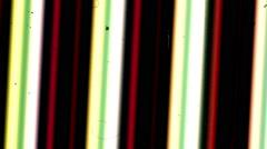 Vintage burning stripes transition background - 1080p Stock Footage