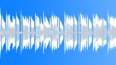 Riff1 d minor 80bpm 4 4 BASS thick Sound Effect