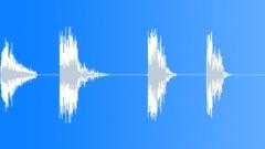 Space laser 02 short - sound effect