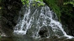 River Streams Ocean Stock Footage