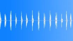 1 oclock to 12 oclock AM PM 1 metal dark1 Sound Effect