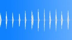 1 to 12 metal dark1 Sound Effect