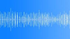 Stock Sound Effects of US states metal dark1