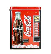 Coca-cola collectors tin. Stock Photos