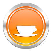 Espresso icon, caffe cup sign. Stock Illustration