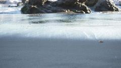 El Matador Beach 02 Stock Footage