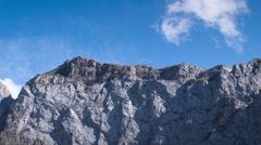 Picos de europa fuente de timelapse mountains spain spectacular summer Stock Footage