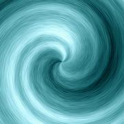 abstract spiral wired texture background - stock illustration