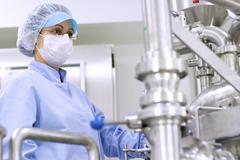Pharmaceutical Manufacturing Technologist Kuvituskuvat