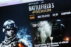 Battlefield 3 premium Stock Photos