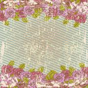Flowers Vector Illustration Stock Illustration