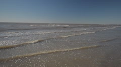 Galveston Beach 3 Stock Footage