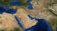 Middle East 4K- Pan Stock Footage