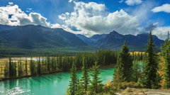 Nature Canada Stock Footage