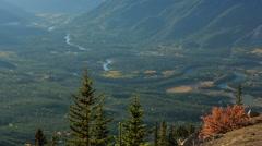 Banff Gondola Stock Footage