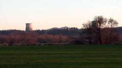 Washington Public Power Supply System Towers - stock footage