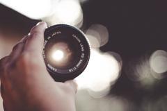 Stock Photo of Better Lens