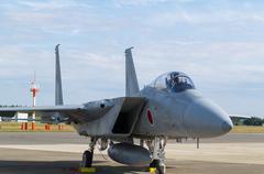 F-15J Eagle Stock Photos