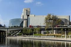 ottawa convention center, ottawa, canada - stock photo