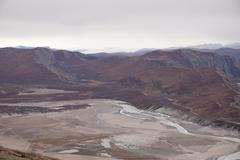 Arctic landscape in greenland Stock Photos