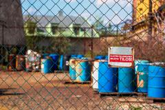Several barrels of toxic Kuvituskuvat