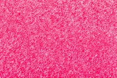 pink sponge - stock photo