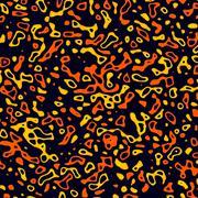 Random blotch splash - abstract background art splashing - ink splashes - blo Piirros