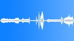 Motorboat / Vaporetto: Drive, Embark/Disembark only Few Passengers - V2 - sound effect