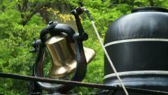 Locomotive Bell Ringing Stock Footage