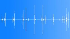 Plastic dentings - sound effect