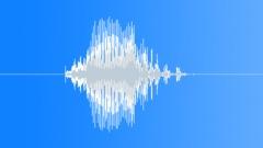 Japanese Numbers - Juu (ten) Sound Effect
