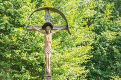 Jesus Christ On Cross Kuvituskuvat