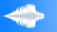 Futuristic Robotic Glitch Element 05 Sound Effect