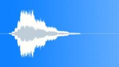 Futuristic Robotic Glitch Element 02 Sound Effect