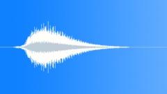 Futuristic Robotic Glitch Element 04 Sound Effect