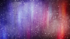 Flashing lights on wall seamless loop background Stock Footage