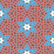 Stock Illustration of seamless ornament texture