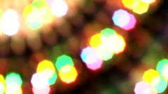 Festive Background Stock Footage