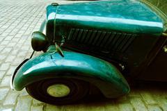 1940 DKW F8 Stock Photos